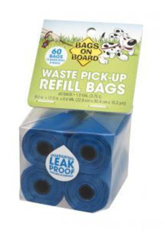 Bags On Board Refill 4 Pack