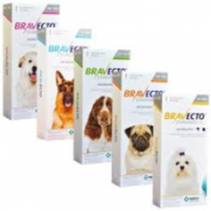 Bravecto for Dogs 40 - 56kg