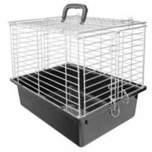 Wire Top Carry Cage