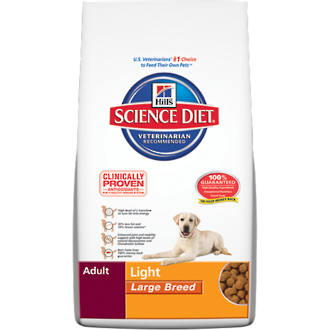 Hills Canine Light Large Breed 15kg