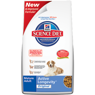 Hills Canine Mature Active Longevity 7.5kg