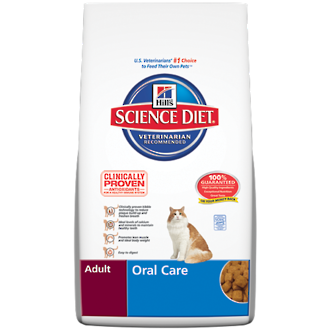 Hills Feline Oral Care 2kg