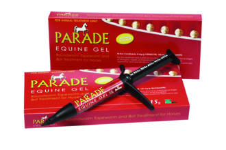 Parade Equine Gel